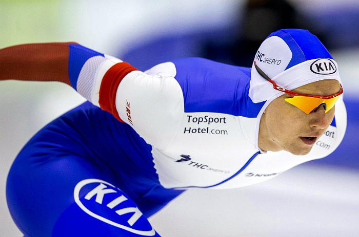 Российский конькобежец Кулижников выиграл общий зачет Кубка мира
