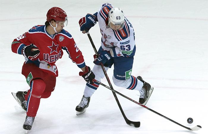 В КХЛ стартуют полуфинальные серии Кубка Гагарина