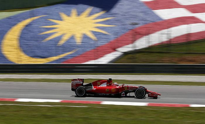 Феттель выиграл Гран-при Малайзии