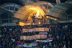 УЕФА присудил сборной Черногории техническое поражение в матче с Россией