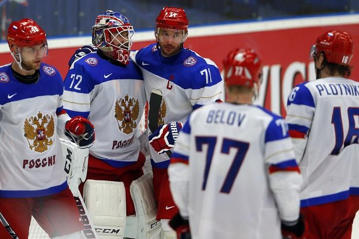 Сборная России победила Норвегию в матче ЧМ по хоккею