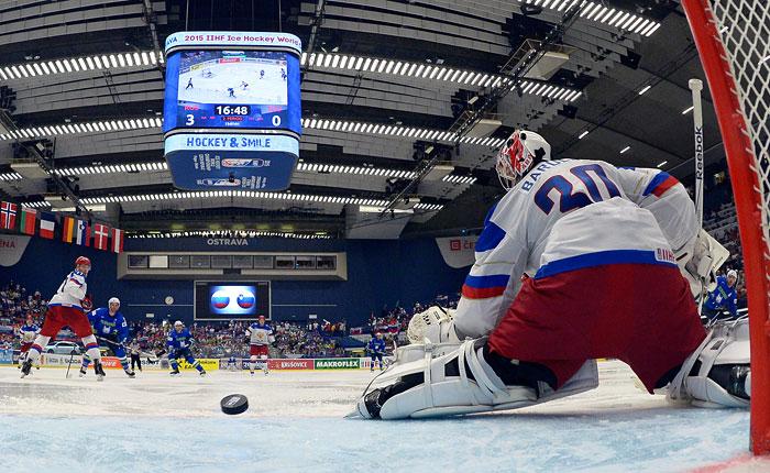 Россия лишилась статуса фаворита ЧМ по хоккею
