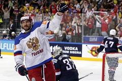 Россия победила США и вышла в финал ЧМ по хоккею