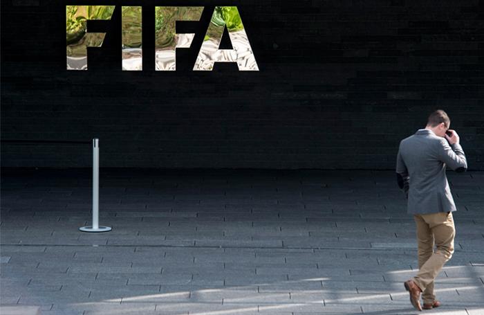 Опубликован полный список проходящих по делу о коррупции в ФИФА лиц