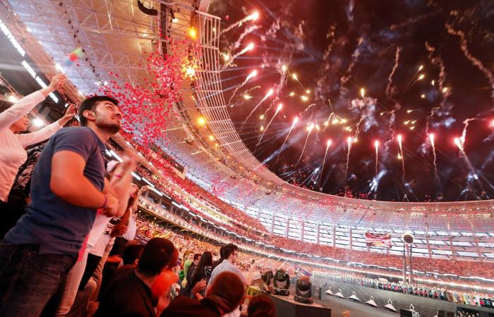 В Баку открылись первые Европейские игры