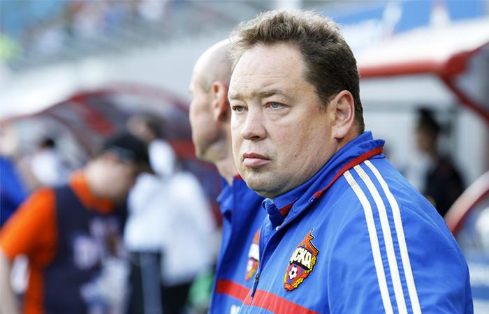 Леонид Слуцкий назначен главным тренером сборной России по футболу