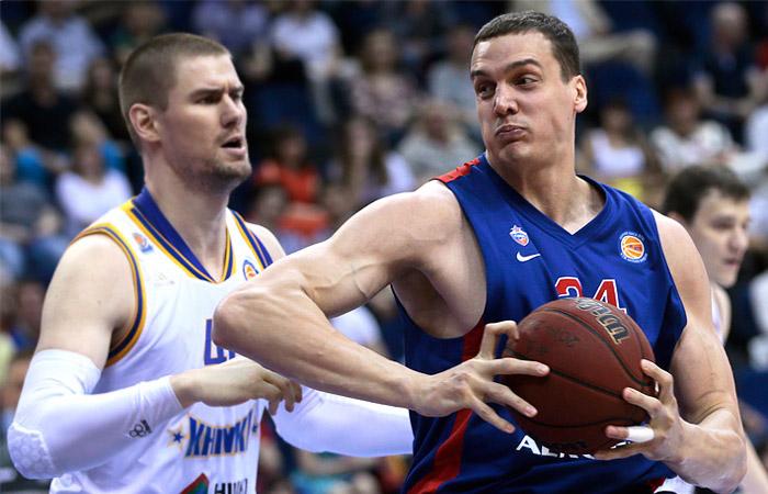 """Россиянин Каун перейдет в клуб НБА """"Кливленд"""""""