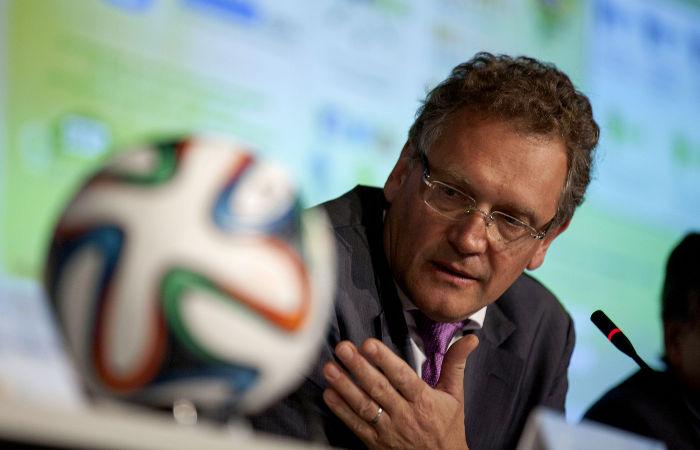 ФИФА уволила генсека организации Вальке