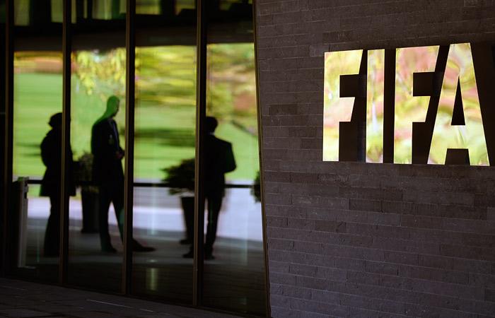 Камерунец Аяту назначен исполняющим обязанности президента ФИФА