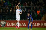 Россия победила Молдавию в отборочном матче Евро-2016