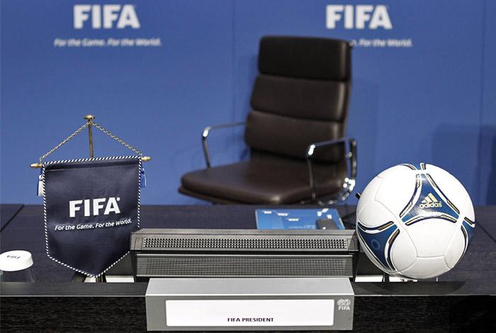 Выборный комитет получил семь заявок на участие в выборах президента ФИФА