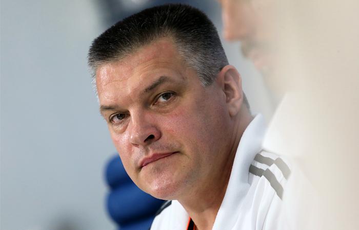 Федерация баскетбола заявила об уходе главного тренера Евгения Пашутина