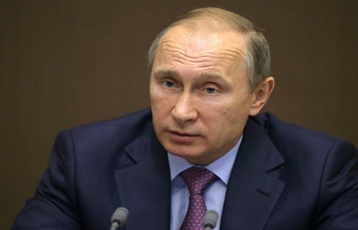 Путин призвал к борьбе с допингом