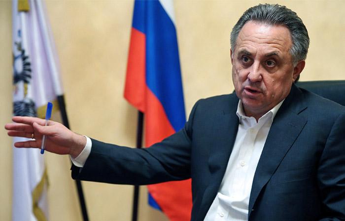 Мутко рассказал о незаконных методах в расследовании допинга в России