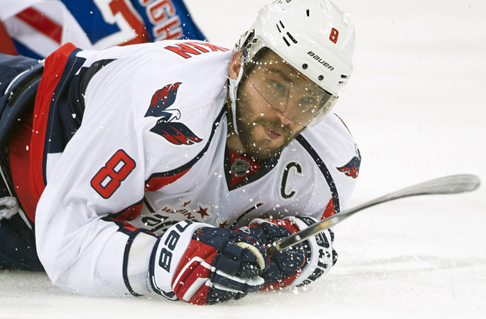 Овечкин стал лучшим российским снайпером в истории НХЛ