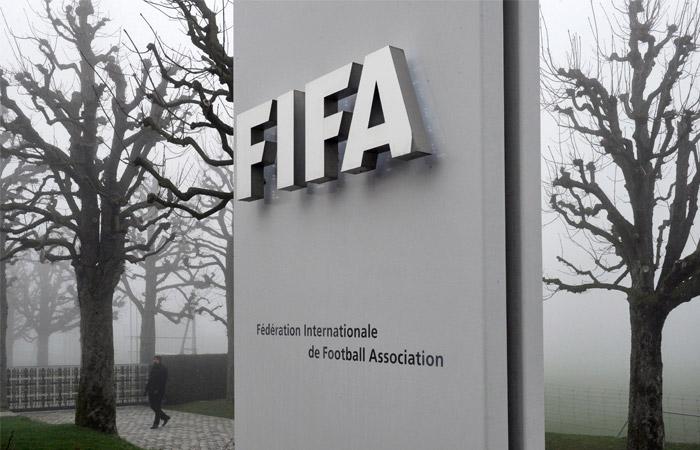 Арестованных вице-президентов ФИФА отстранили от футбола на 90 дней