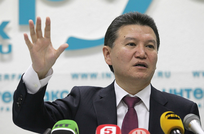 Илюмжинов сообщил о сохранении за собой поста президента ФИДЕ