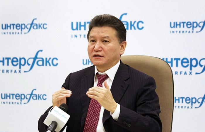 Илюмжинов объяснил свое попадание в санкционный список США