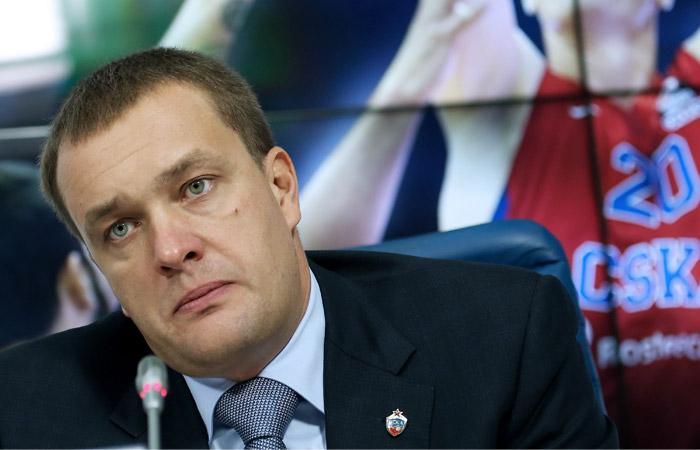 В Москве избит гендиректор баскетбольного клуба ЦСКА