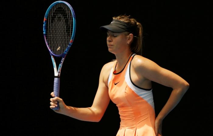 Шарапова проиграла Уильямс в четвертьфинале Australian Open