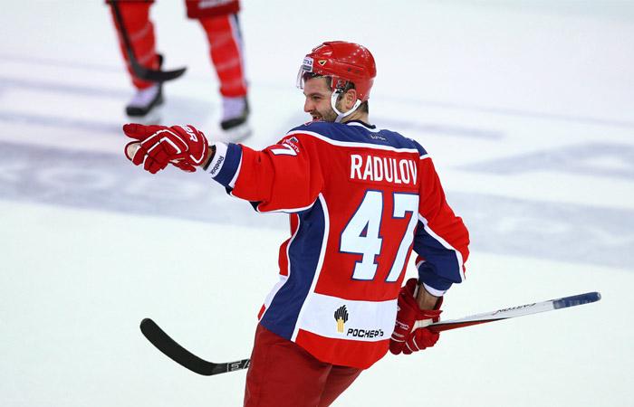 ЦСКА досрочно стал чемпионом КХЛ