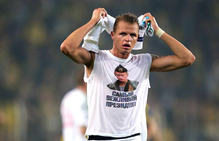 УЕФА открыл дисциплинарное дело в отношении Тарасова
