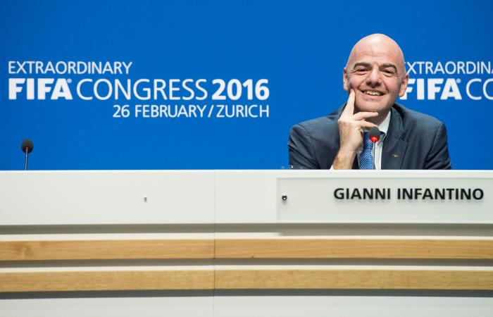 Мутко высоко оценил перспективы ФИФА во главе с Инфантино