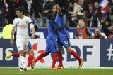 Сборная России проиграла Франции в товарищеском матче