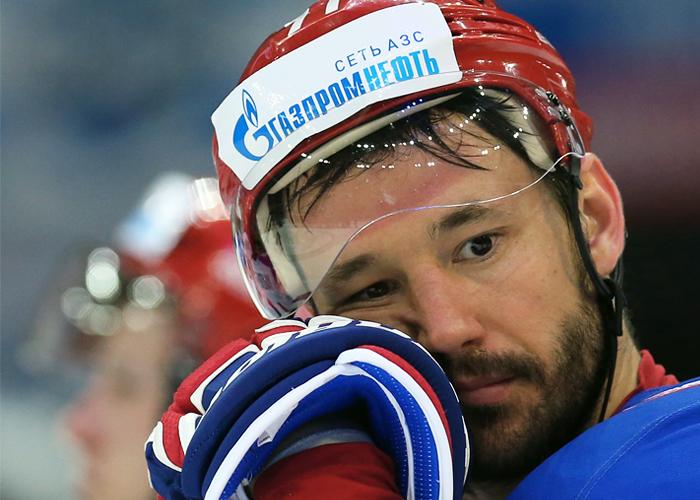 Ковальчук не сыграет за сборную России в нынешнем сезоне