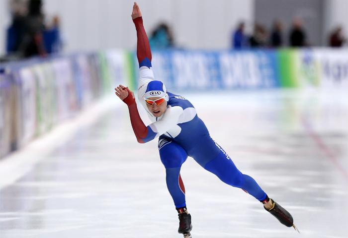 Попавшемуся на мельдонии конькобежцу Кулижникову разрешили выступать