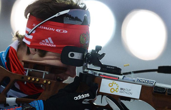С биатлониста Латыпова сняли временную дисквалификацию из-за мельдония