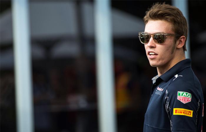 Red Bull перевел Квята в Toro Rosso из-за инцидента на Гран-при Сочи