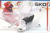 Хоккеисты сборной России победили швейцарцев на чемпионате мира