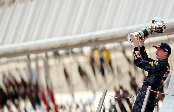 """Гонщик Макс Ферстаппен выиграл Гран-при Испании """"Формулы-1"""""""