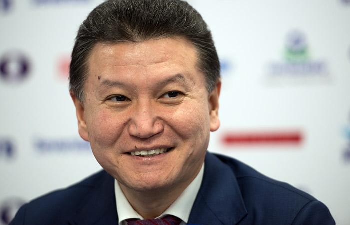 Илюмжинов подал в суд на минфин США из-за введенных против него санкций