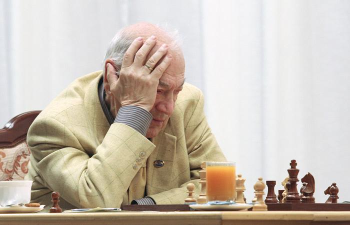 Легендарный шахматист Виктор Корчной умер на 86-м году жизни