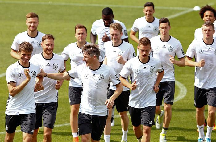 Сборная Германии оказалась самой дорогой командой на Евро-2016