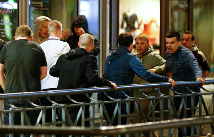 Французская полиция задержала нескольких российских журналистов