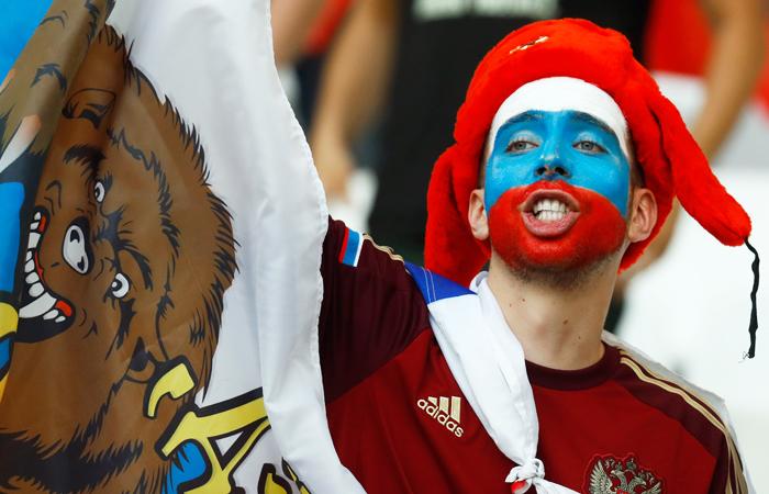 Россия - Словакия. Онлайн