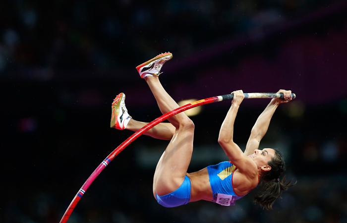 Исинбаева попросила IAAF позволить ей выступить на последних в карьере ОИ