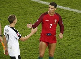 Португалия сыграла вничью с Австрией в матче Евро-2016