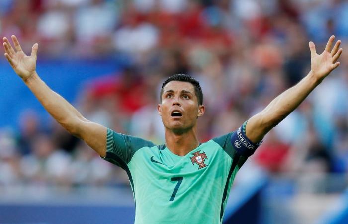 Португалия отыгралась в матче с Венгрией и вышла в плей-офф Евро-2016