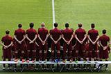 Команда любителей бросила вызов сборной России по футболу