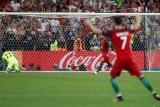 Сборная Португалии стала первым полуфиналистом Евро-2016