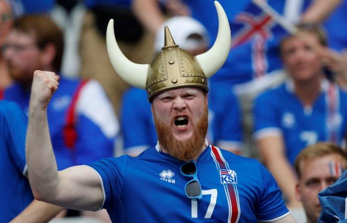 Франция - Исландия. Онлайн