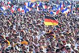 Германия - Франция. Онлайн