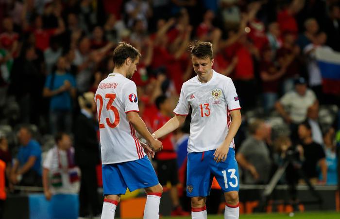 Петицию о роспуске сборной России по футболу подписали 600 тысяч человек