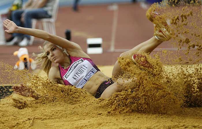 Прыгунью Клишину допустили к соревнованиям как нейтрального спортсмена