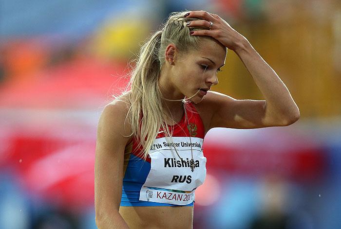Легкоатлетка Клишина попросила не считать ее предателем за допуск на ОИ