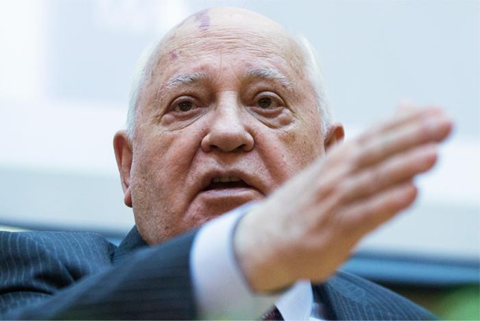 Горбачев написал обращение президенту МОК из-за допингового скандала